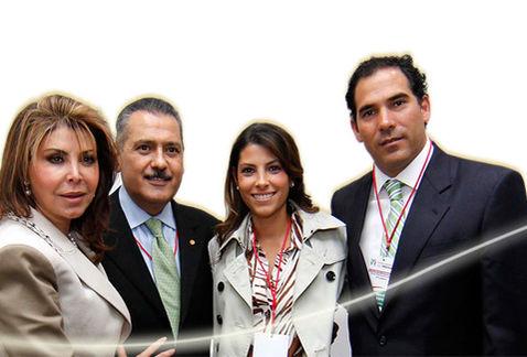 PRI entrega al Partido Verde presidencia del Senado; Escudero yerno de Beltrones