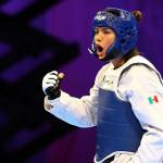 Mexicana María Espinoza va por el oro en Taekwondo