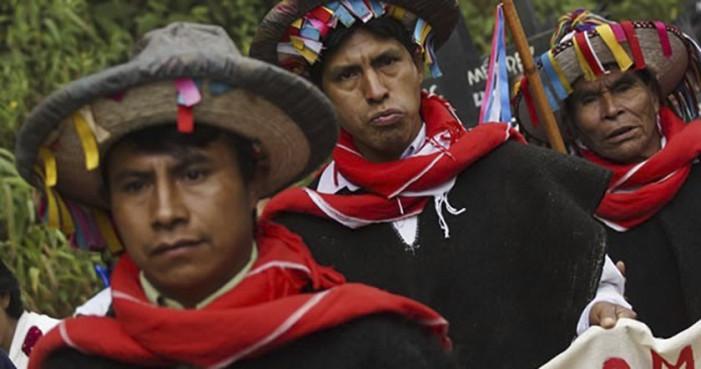 Liberan a 3 tzotziles que fueron detenidos en el municipio de Chenalhó
