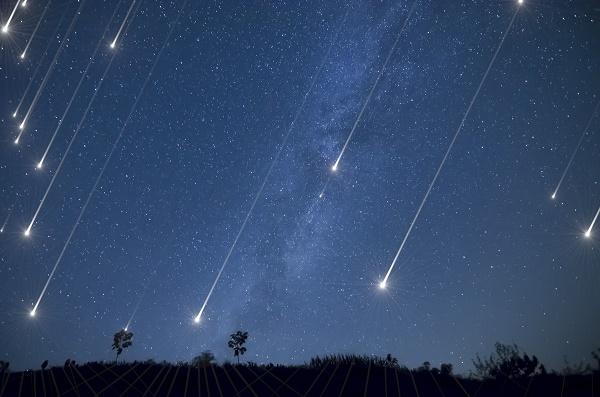 Habrá lluvia de estrellas y se verá en México