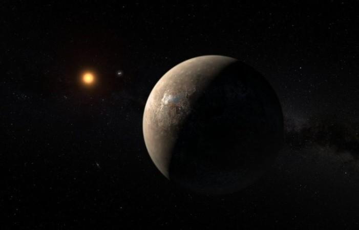 Próxima Centauri, planeta similar a la Tierra