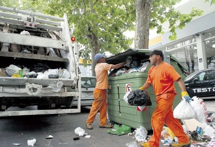 Recolectores de basura, en un infinito círculo de pobreza