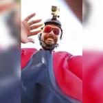 Saltador BASE transmite en vivo el momento de su muerte (VIDEO)