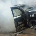 Enfrentamiento deja 5 presuntos sicarios muertos y 7 policías heridos en Tamaulipas