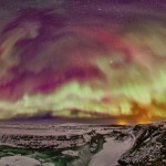 Contempla las auroras boreales en Vivo