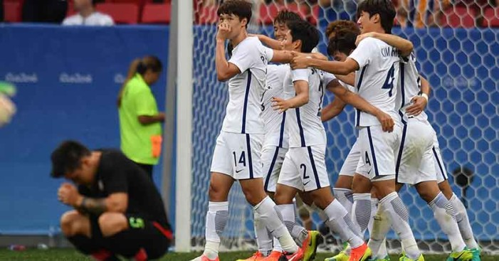 ¡Adiós al sueño olímpico! México pierde ante Corea del Sur
