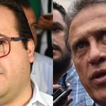 """""""Yunes Linares no tiene calidad moral, es como si lo dijera el Chapo"""": Javier Duarte"""