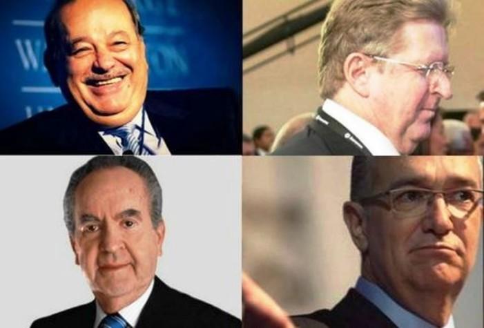 Fortunas de 6 mexicanos rebasaron 102 mil millones de dólares este año: Bloomberg