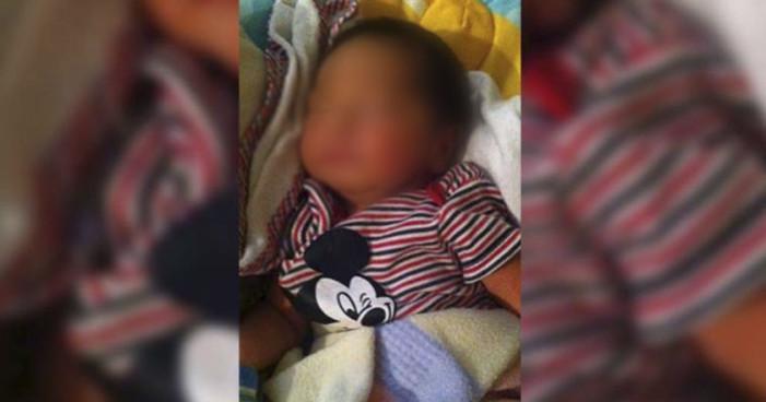 Encapuchados roban bebé a su madre en Mexicali
