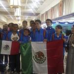 Mexicanos ganan seis bronces en Competencia Internacional de Matemáticas