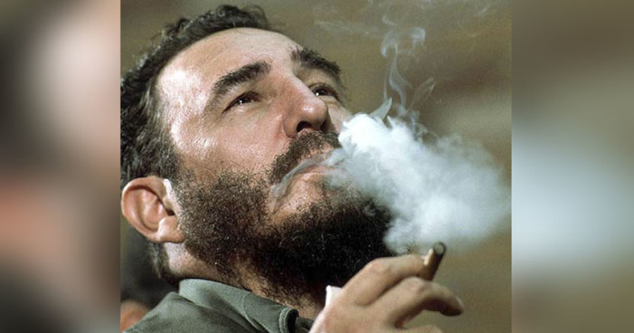 """Rusia otorga premio """"Hombre del Año 2016"""" in memoriam a Fidel Castro"""