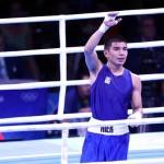 El boxeador mexicano Joselito Velázquez eliminado de Río 2016
