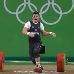 Escalofriante lesión en la halterofilia de Rio 2016