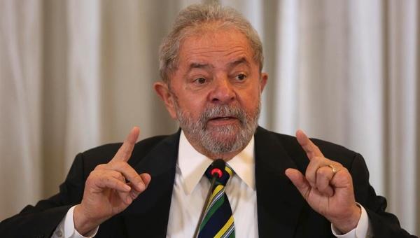 Policía Federal brasileña formuló cargos contra Lula da Silva