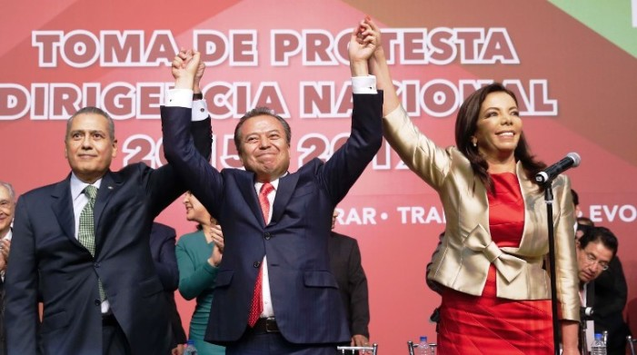 No más ofensas contra Peña Nieto, ejército de aliados leales iniciaran represalias: PRI