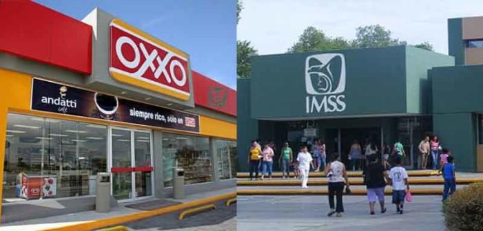 OXXO abrirá tiendas en clínicas del IMSS
