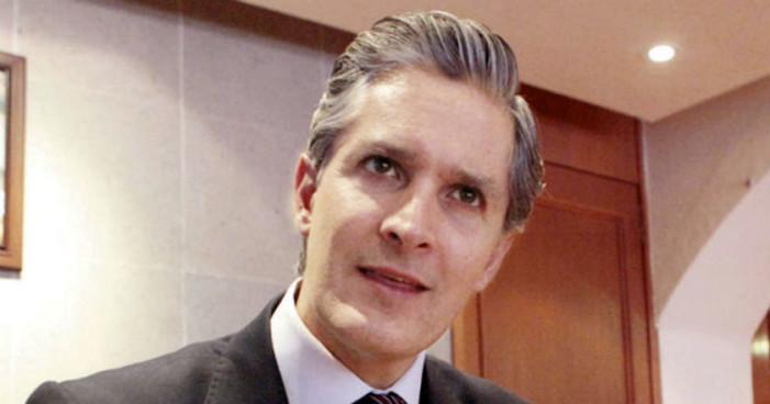 Aún no ha ganado Alfredo del Mazo, 'hay que refinar el INE': Consejero