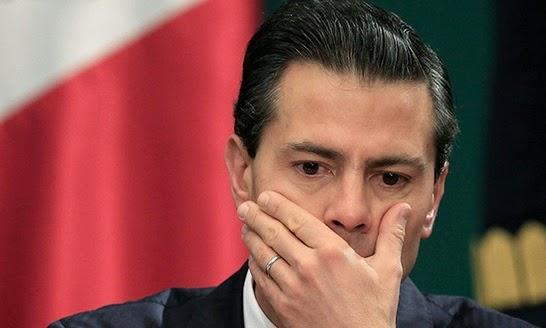 Mexicanos (77%) reprueban a Peña; 74% no quiere que gobierne el PRI: encuesta