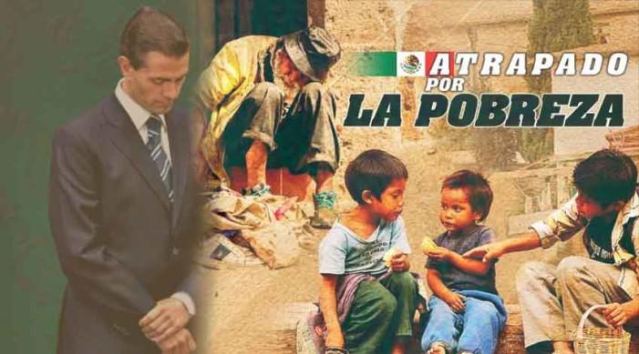 Gobierno reconoce ante el mundo que México tiene problemas