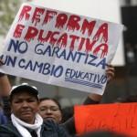 SEP despedirá a mil 255 maestros de Oaxaca y Guerrero