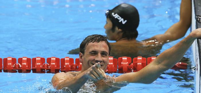 Nadadores estadounidenses inventaron robo para cubrir borrachera