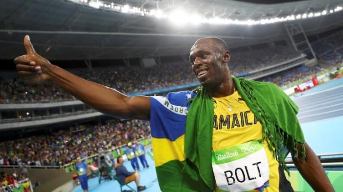Usain Bolt gana su octava medalla de oro olímpica