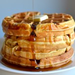 Crean waffle nutritivo