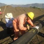 Pobladores de El Muñeco rechazan gasoducto Tuxpan-Tula y sacan a TransCanada