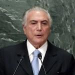 Destitución de Rousseff en Brasil por rechazar plan pro-empresarial: Temer