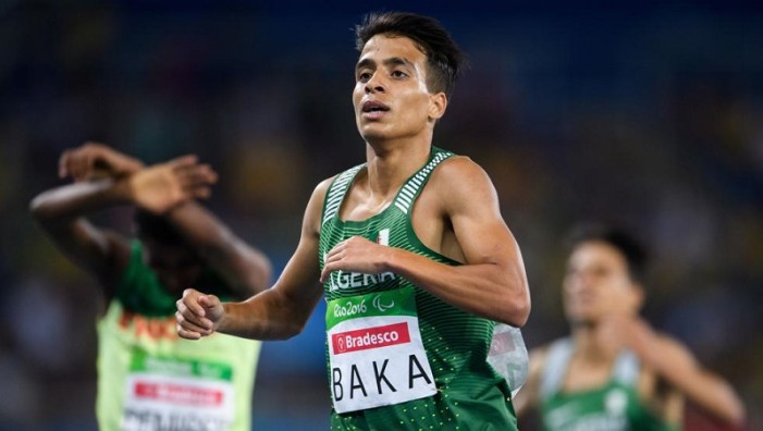 Corredor paralímpico fue más rápido que el olímpico de la misma categoría (VIDEO)