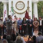 Constituyentes de Morena rindieron protesta en Hemiciclo a Juárez