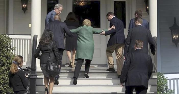 CNN despide a conductor por poner en duda salud de Hillary