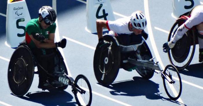 Juegos Paralímpicos: atleta mexicano Edgar Navarro logra bronce en 100 metros