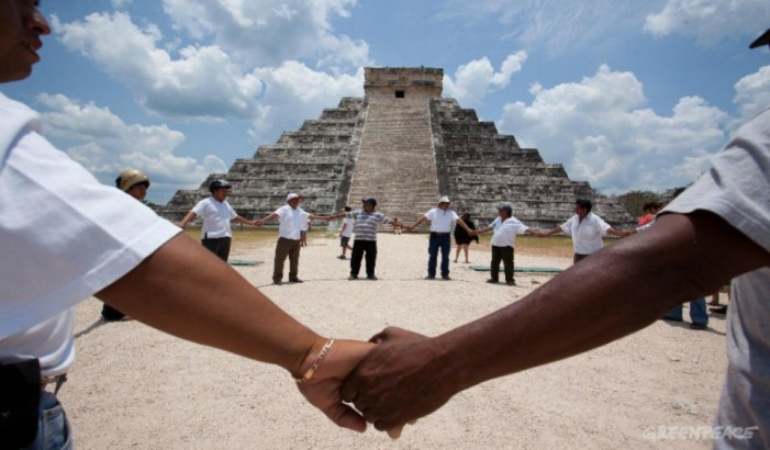 La resistencia es biocultural: el caso de los mayas