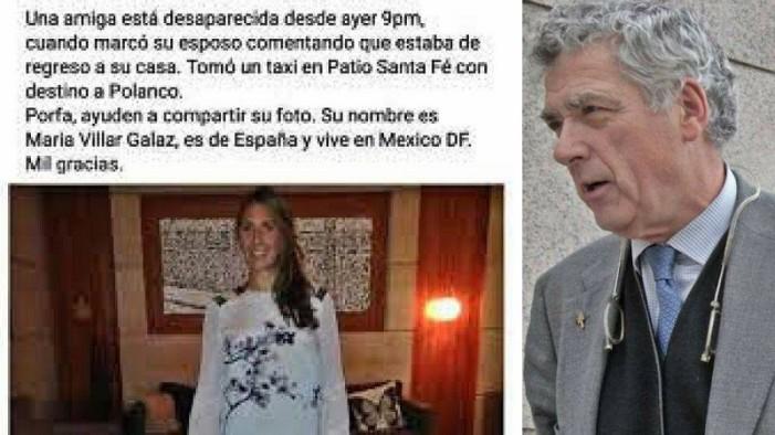 Asesinan a sobrina de presidente de la Federación Española de Futbol tras pagar su rescate en Toluca