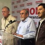 Morena y PRI se disputan presidencia instaladora de la Asamblea Constituyente