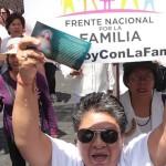 """El Papa pidió """"salir a la calle"""" y """"armar lío"""" contra matrimonios igualitarios, revela FNF"""