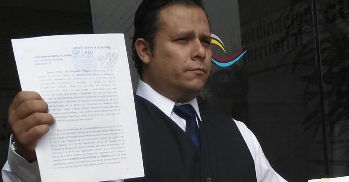 Detienen a funcionario de la Delegación Cuauhtémoc