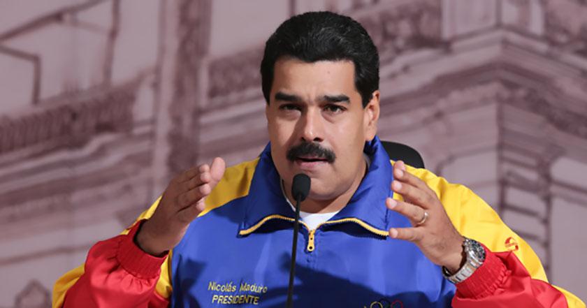Ponen fecha para referendo revocatorio a Nicolás Maduro