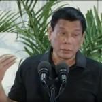 Presidente Filipinas amenaza con tirar a funcionarios corruptos de un helicóptero