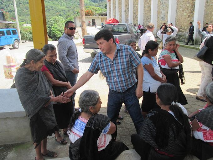 Alcalde de Pahuatlán pidió dinero a TransCanada por autorizar gasoducto