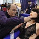 Sexo con robots, el futuro nos alcanza