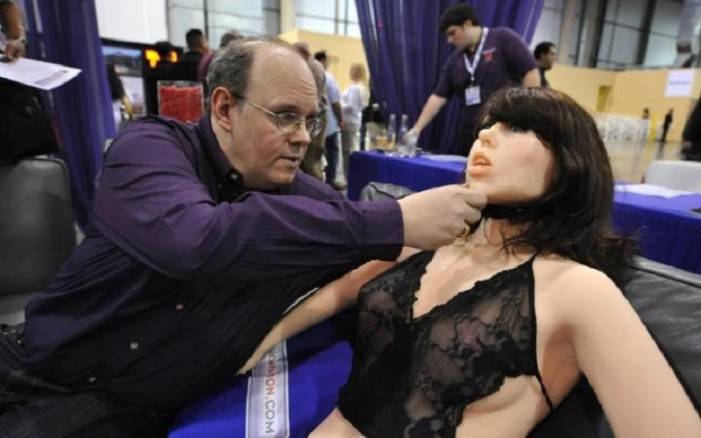 Robots sexuales, la nueva era de placer
