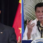 Presidente de Filipinas 'manda al infierno' a Obama