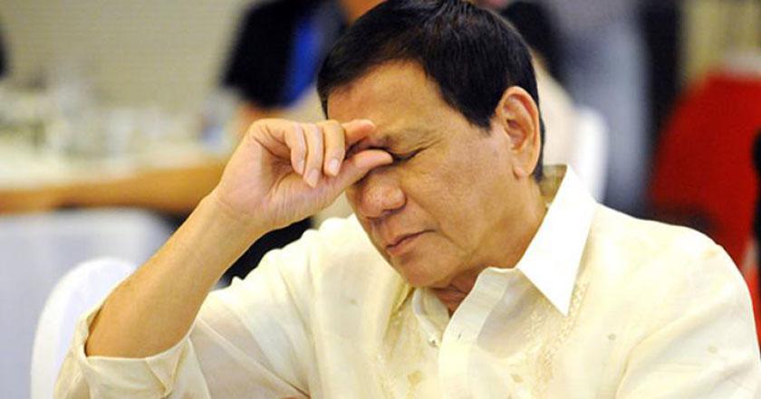 Presidente de Filipinas pide 'disparar en la vagina' a mujeres terroristas