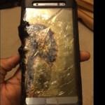 Galaxy Note 7 explota en un restaurante de Burger King