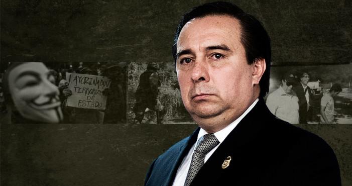 Tomás Zerón pudo haber torturado a testigos de la desaparición de los 43