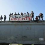 México 'pone un muro' a migrantes centroamericanos