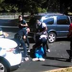 """""""No tiene un arma, no disparen"""": esposa de afroamericano abatido por policías (video)"""