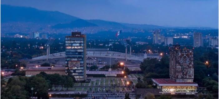 Hoy la UNAM cumple 106 años de su inauguración
